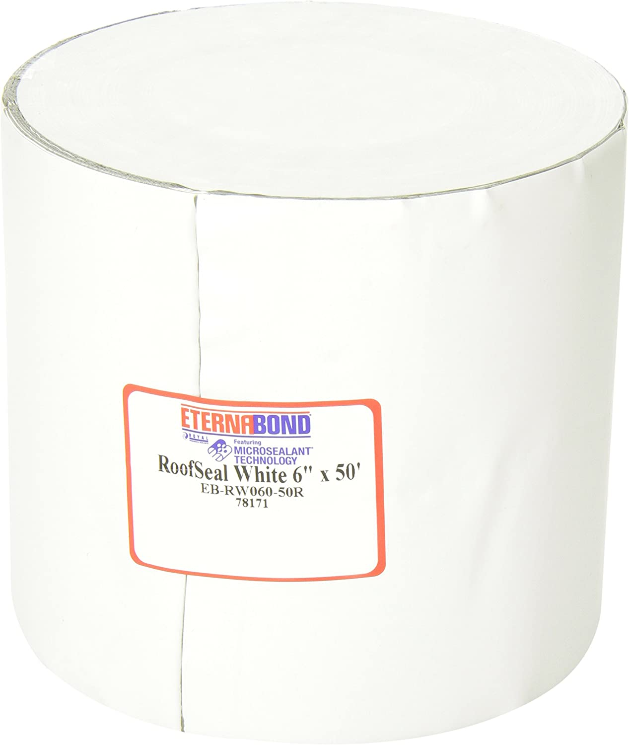 EternaBond RSW-6-50 RoofSeal Sealant Tape, White - 6