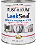 Amazon Com Rust Oleum 265494 12 Oz Black Leak Seal Spray