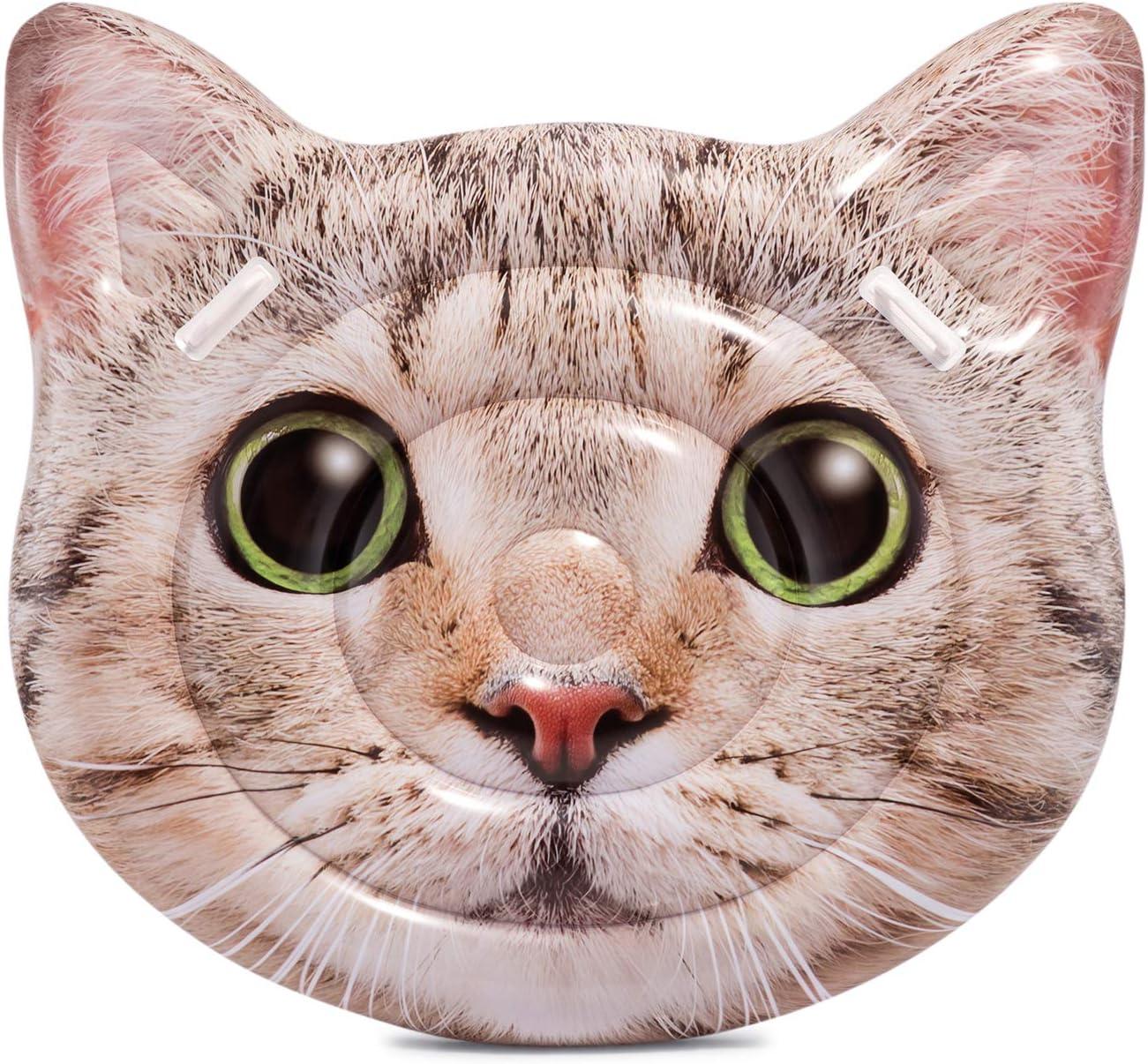 INTEX Cara de Gato Hinchable