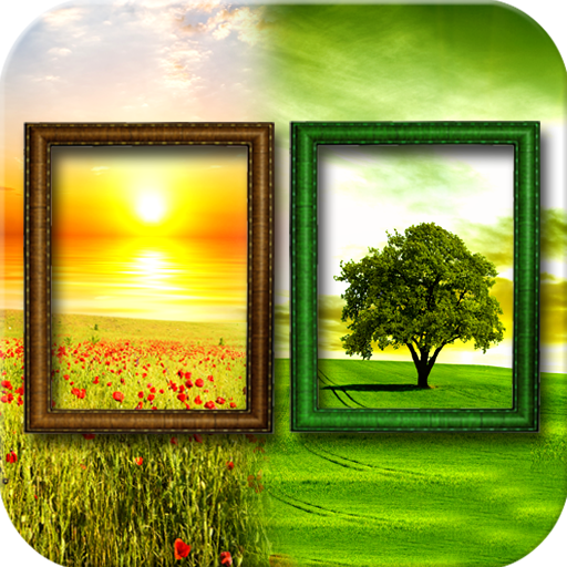 amazon com nature photo frames dual appstore for android amazon com nature photo frames dual