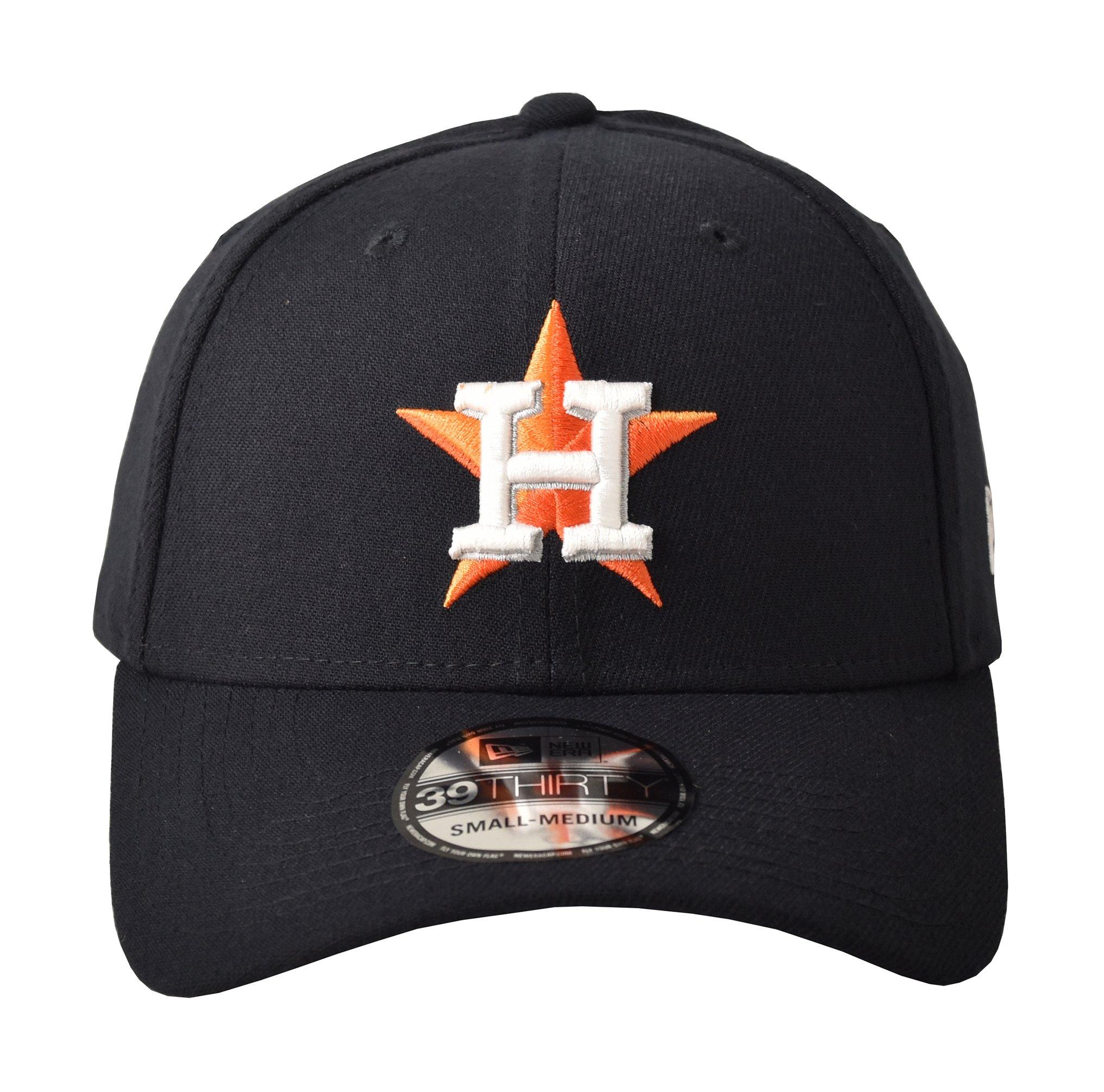New Era Houston Astros MLB 39THIRTY Team Classic Flex Fit Hat