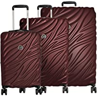 Deals on Delsey Paris Alexis Lightweight Luggage Set Hardside Spinner