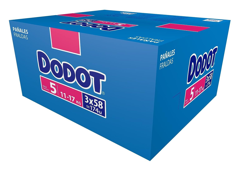 Dodot Pañales Talla  kg Paquete de x Pañales Total: Pañales
