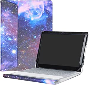 "Alapmk Protective Case Cover for 12.3"" Google Pixelbook Laptop,Galaxy"