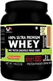 Advance MuscleMass Whey Protein Supplement Powder (1 Kg, Chocolate)