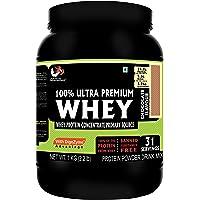 Advance MuscleMass Whey Protein Supplement Powder (1 Kg, Chocolate)