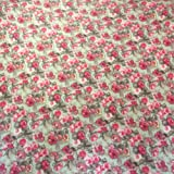 Malla impreso Liberty Rosa