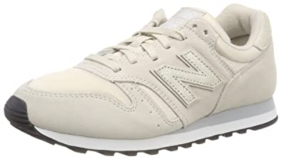 New Balance Womens 373 Trainers, Grey (Moonbeam/Grey OSP), 3 35
