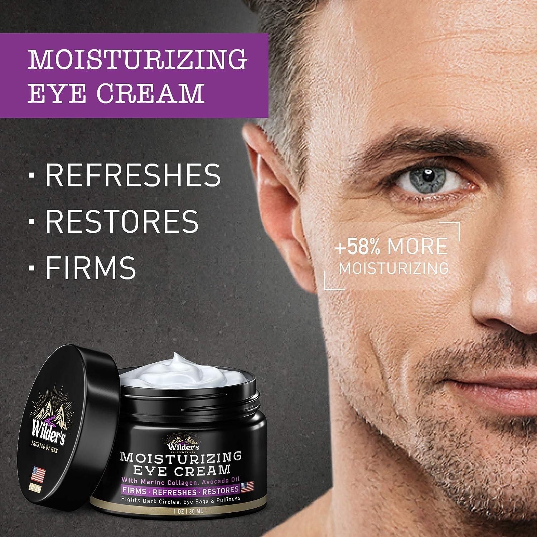 Amazon Com Moisturizing Men S Eye Cream Eye Firming