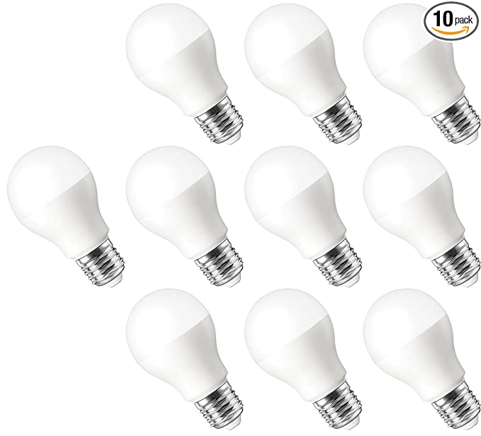 Miracle LED 604860 Almost Free Energy Warm White Bulb 6 Pack Replaces 60W