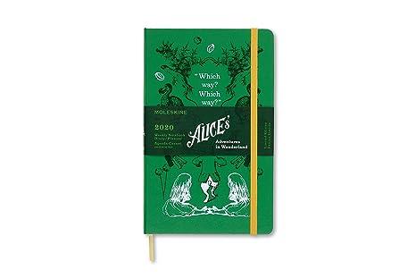 Amazon.com : Moleskine Limited Edition Alice in Wonderland ...