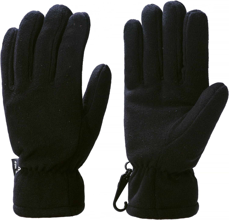Wantdo Women Windproof Warm Ski Snowboarding Gloves Winter Sports Fleece Gloves