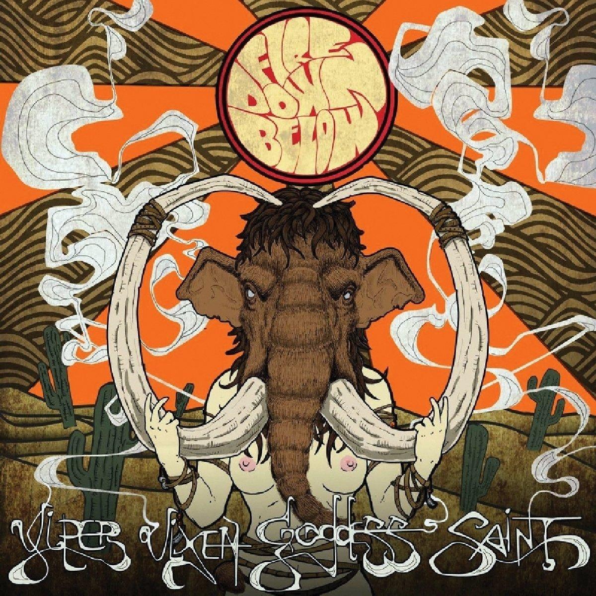 Fire Down Below - Viper Vixen Goddess Saint (LP Vinyl)