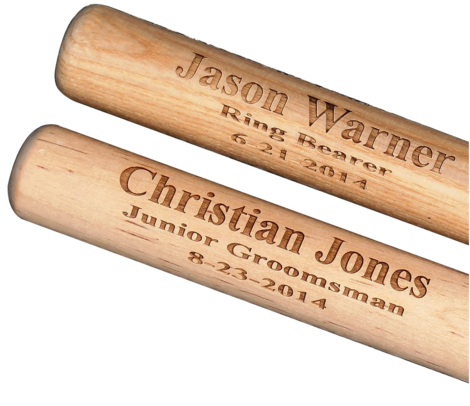 Personalized, engraved 18 inch Baseball Bat