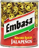 Embasa Nacho Sliced Jalapenos, 26 Ounce
