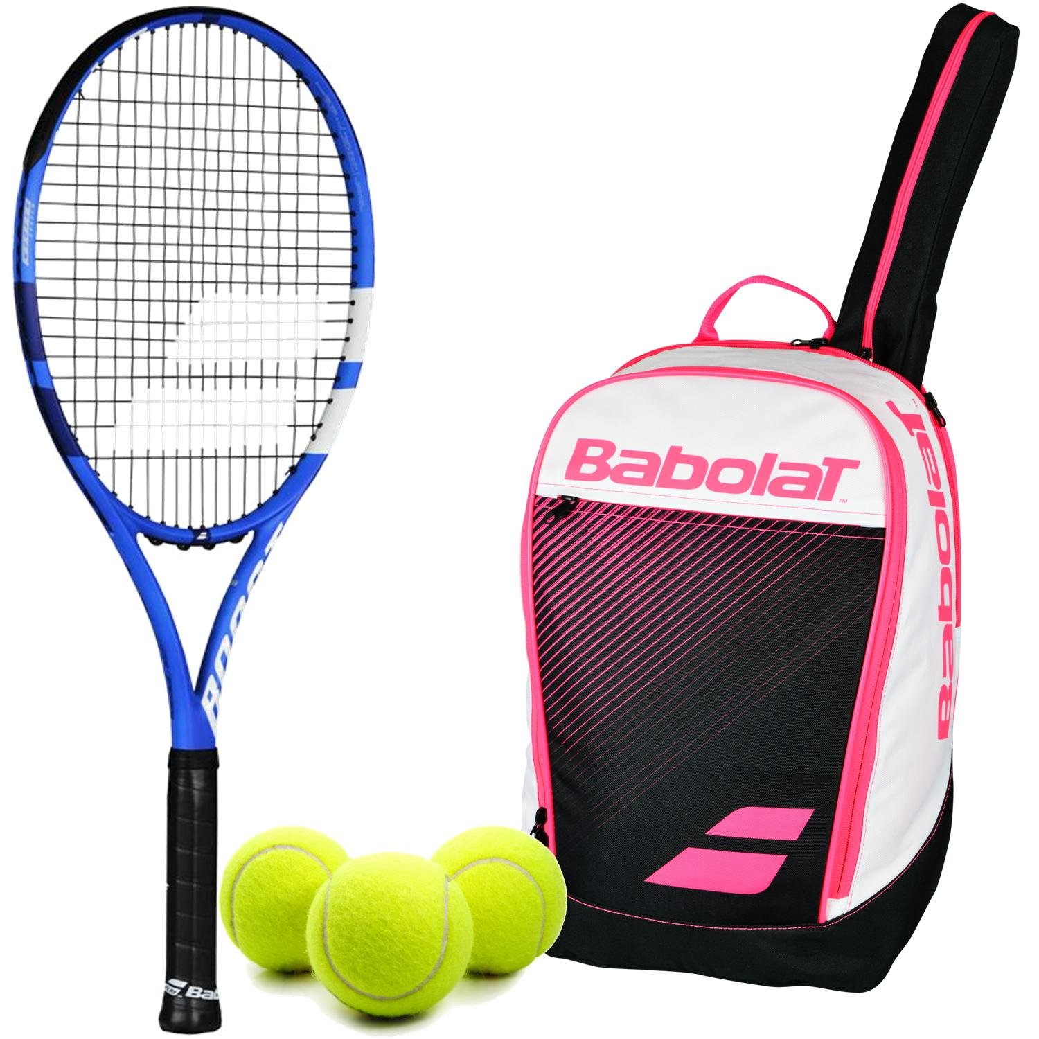 Amazon.com: Babolat Boost Drive Negro/Azul/Blanco Adulto ...