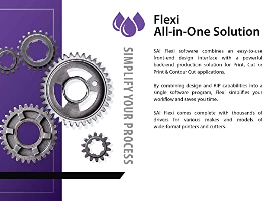 Flexi Software 6 Months Subscription Flexi Complete With Design Cut Rip And Print Contourcut Registration Code With Software Download Amazon Co Uk Software