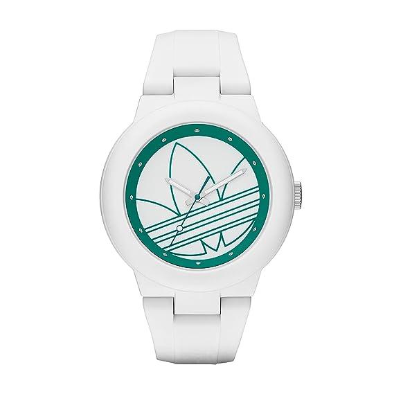adidas Originals Reloj Mujer de Analogico con Correa en Silicona ADH3108