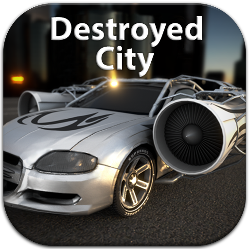 Jet Car - Destroyed City for sale  Delivered anywhere in USA