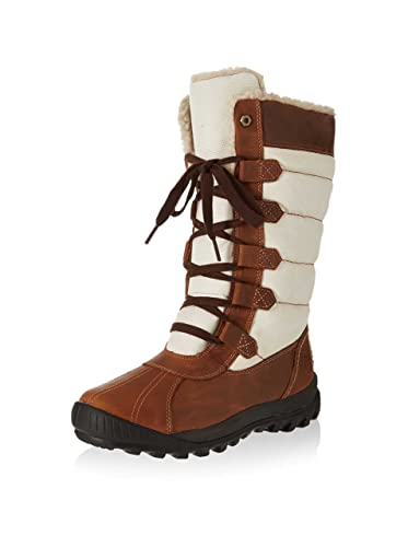 8e705df76 Timberland MT Hayes F/L Lace-up, Bottes d'hiver Femme: Amazon.fr ...