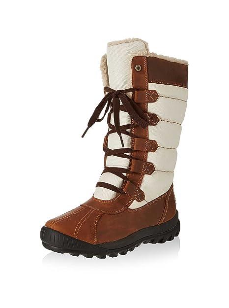 Timberland Botas de Invierno MT Hayes F/L Lace-Up Negro EU 36: Amazon.es: Zapatos y complementos