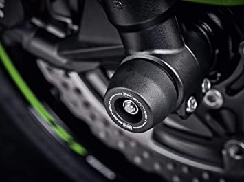 Evotech Performance Front Wheel Spindle Sliders Kawasaki to fit Z650 /& Ninja 650 PRN013630 Years 2017 to 2020