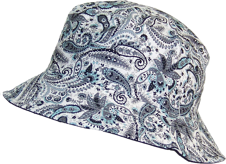 Tropic Hats Paisley Print...
