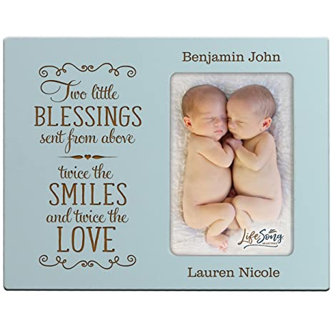 amazon com lifesong milestones personalized new baby gifts for