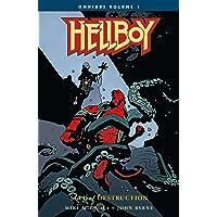 HELLBOY OMNIBUS 01 SEED OF DESTRUCTION