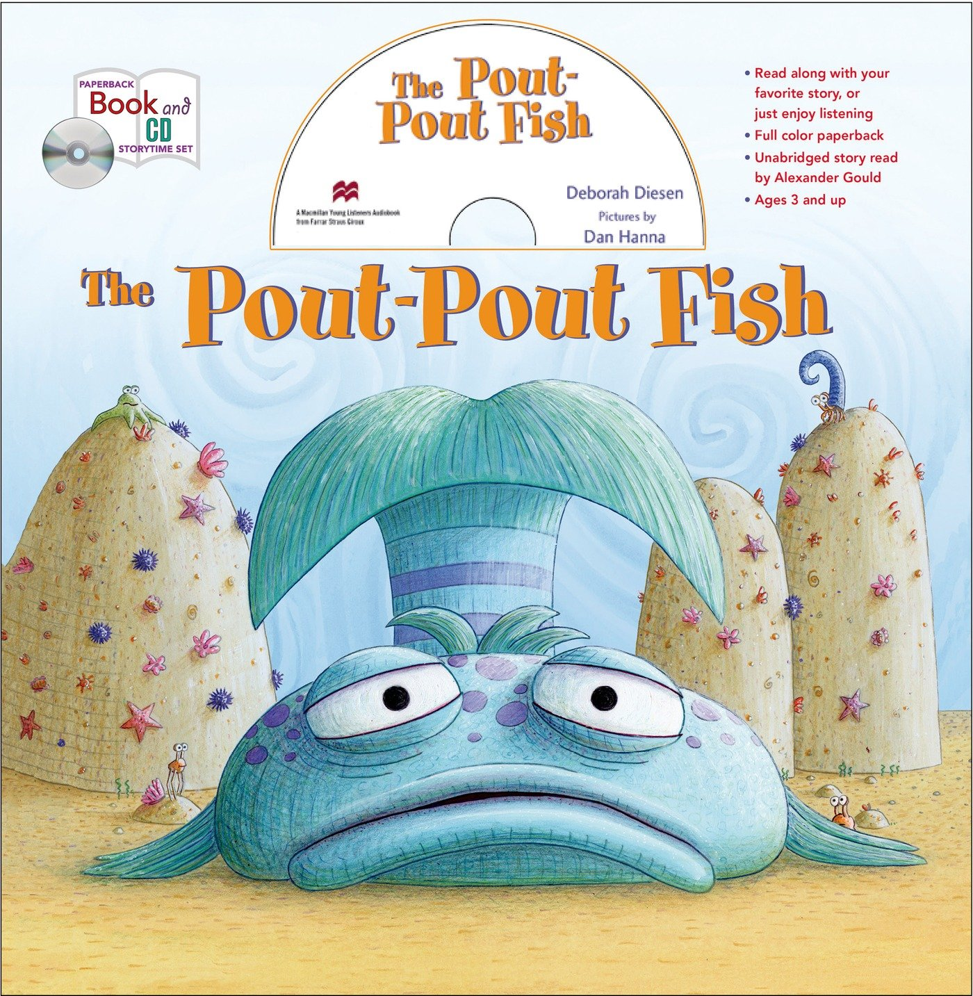 Download The Pout-Pout Fish book and CD storytime set ebook