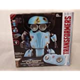 Kids Indoor Fun Playtime Transformers: Interactive The Last Knight Autobot Sqweeks RC