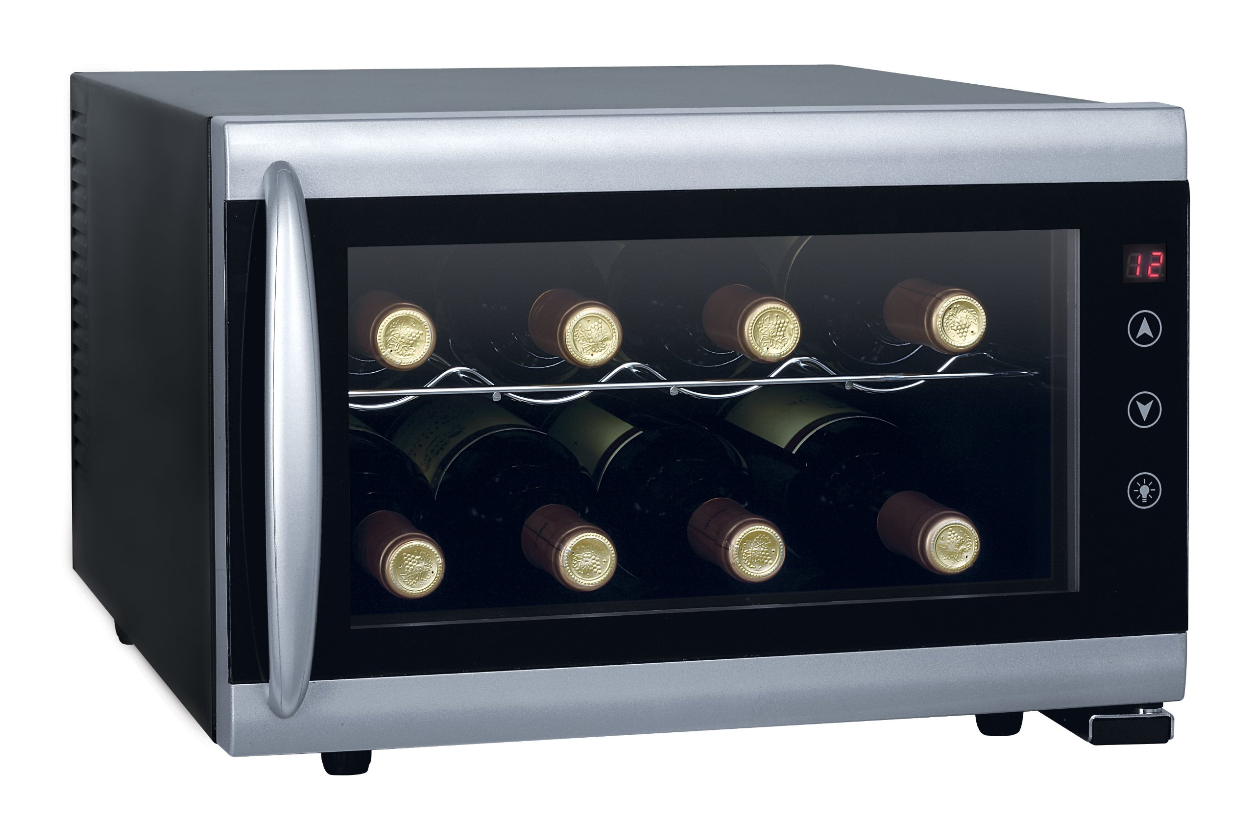 SPT Thermo-Electric Wine Cooler with Heating, 8 Bottles