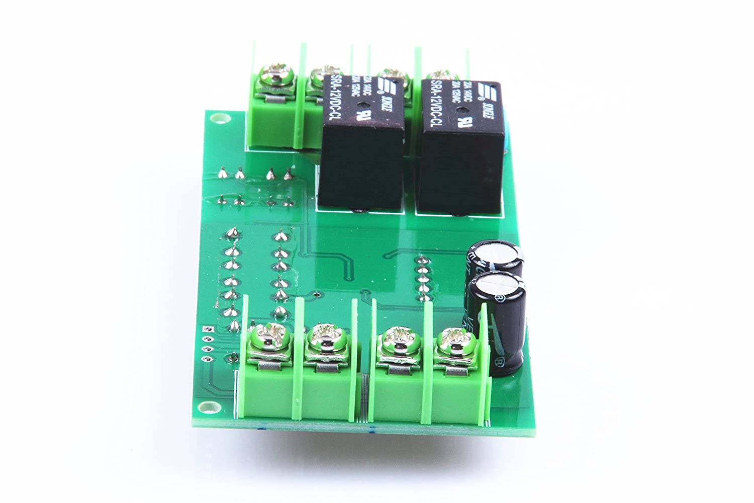 Knacro Reversible Motor Control Board Delay Timer Relay State Relays The Forward And Reverse Operation Circuit Programmable Dc12v 10a Positive Inversion Home Audio Theater