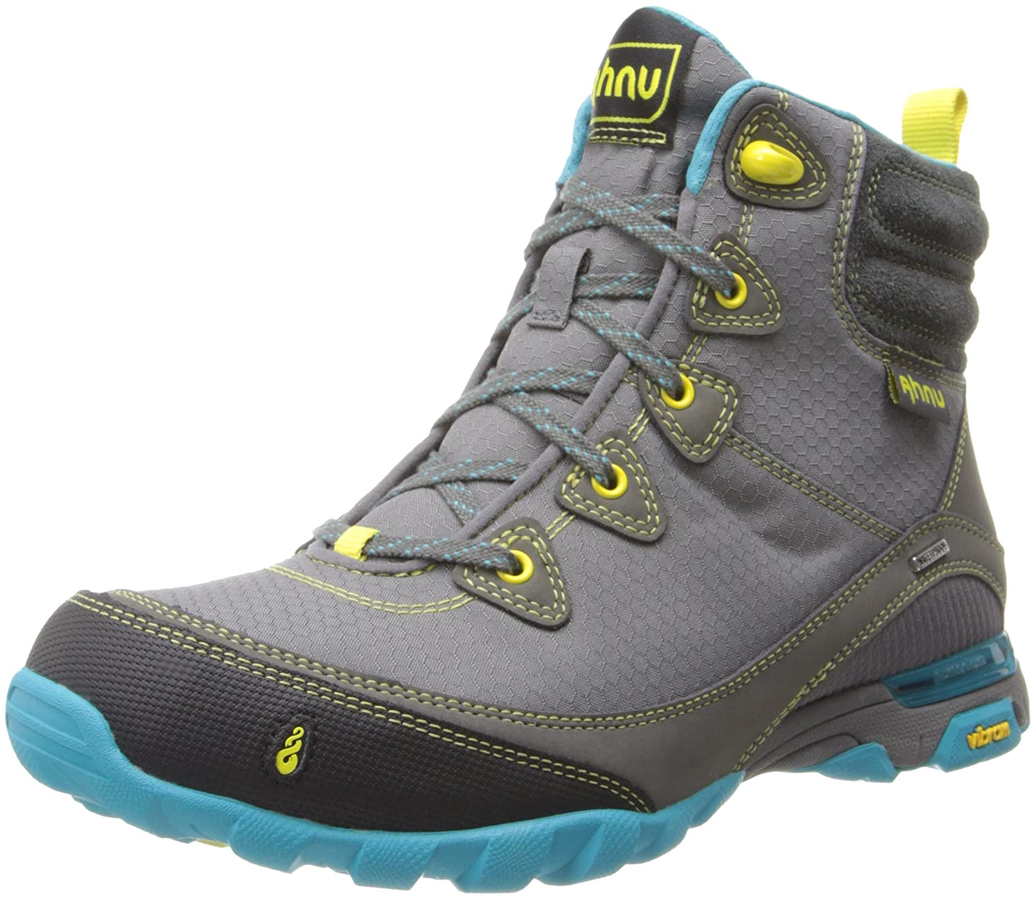 Ahnu Women's Sugarpine B(M) Hiking Boot B00BBLWY1A 7 B(M) Sugarpine US|Dark Grey 0c9e35