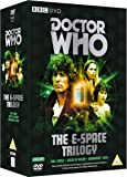 Doctor Who: The E-Space Trilogy (Full Circle / State of Decay / Warriors' Gate) [DVD]