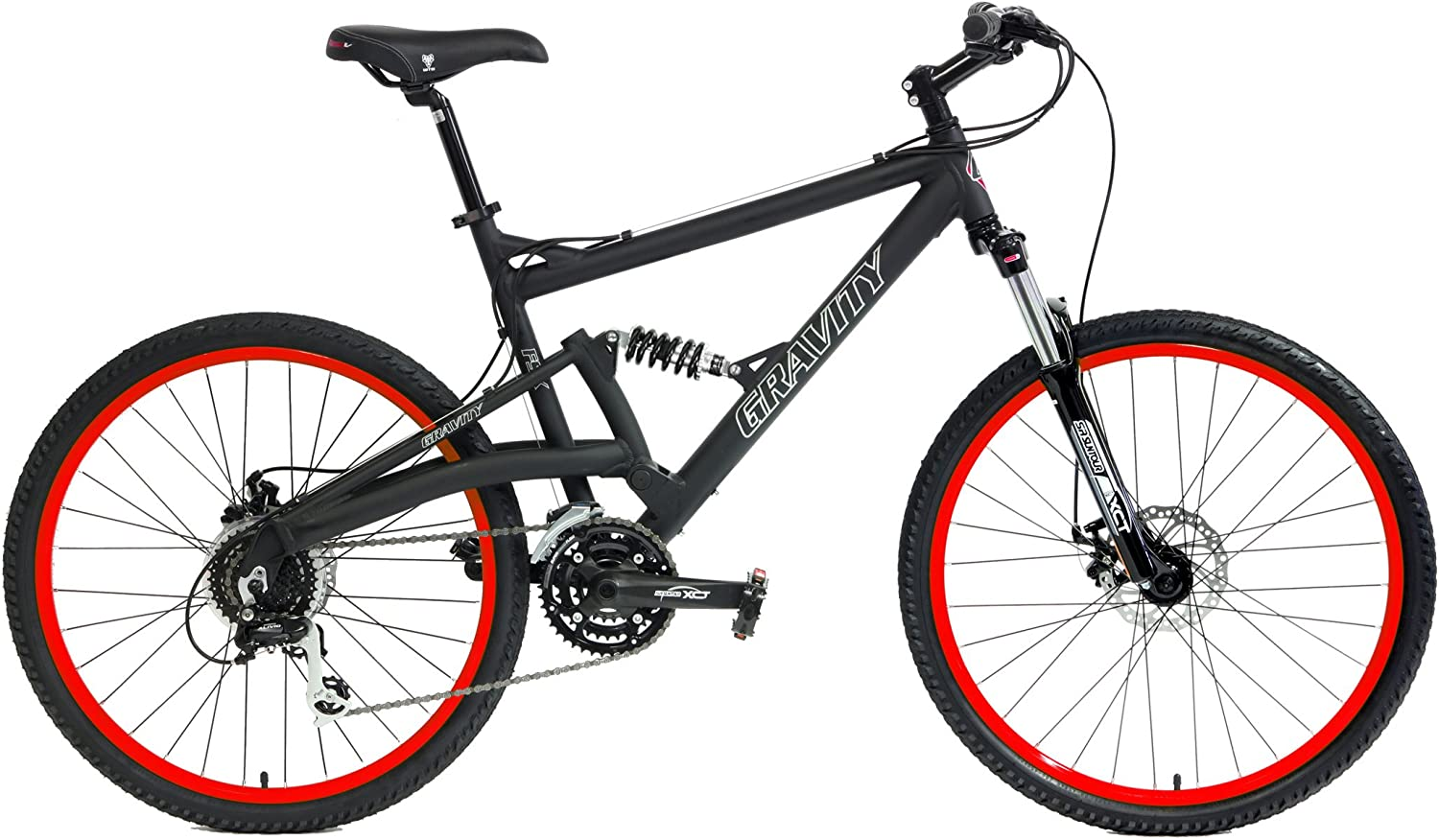 BEIOU Carbon Fiber Mountain Bike Hardtail MTB Shimano M6000 DEORE 30 Speed Ultralight 10.65 kg RT 26 Professional Internal Cable Routing Toray T800 Carbon Hubs Glossy CB018