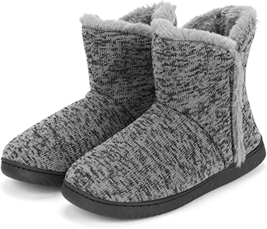 Qchomee Slippers Boots Unisex Hut Shoe