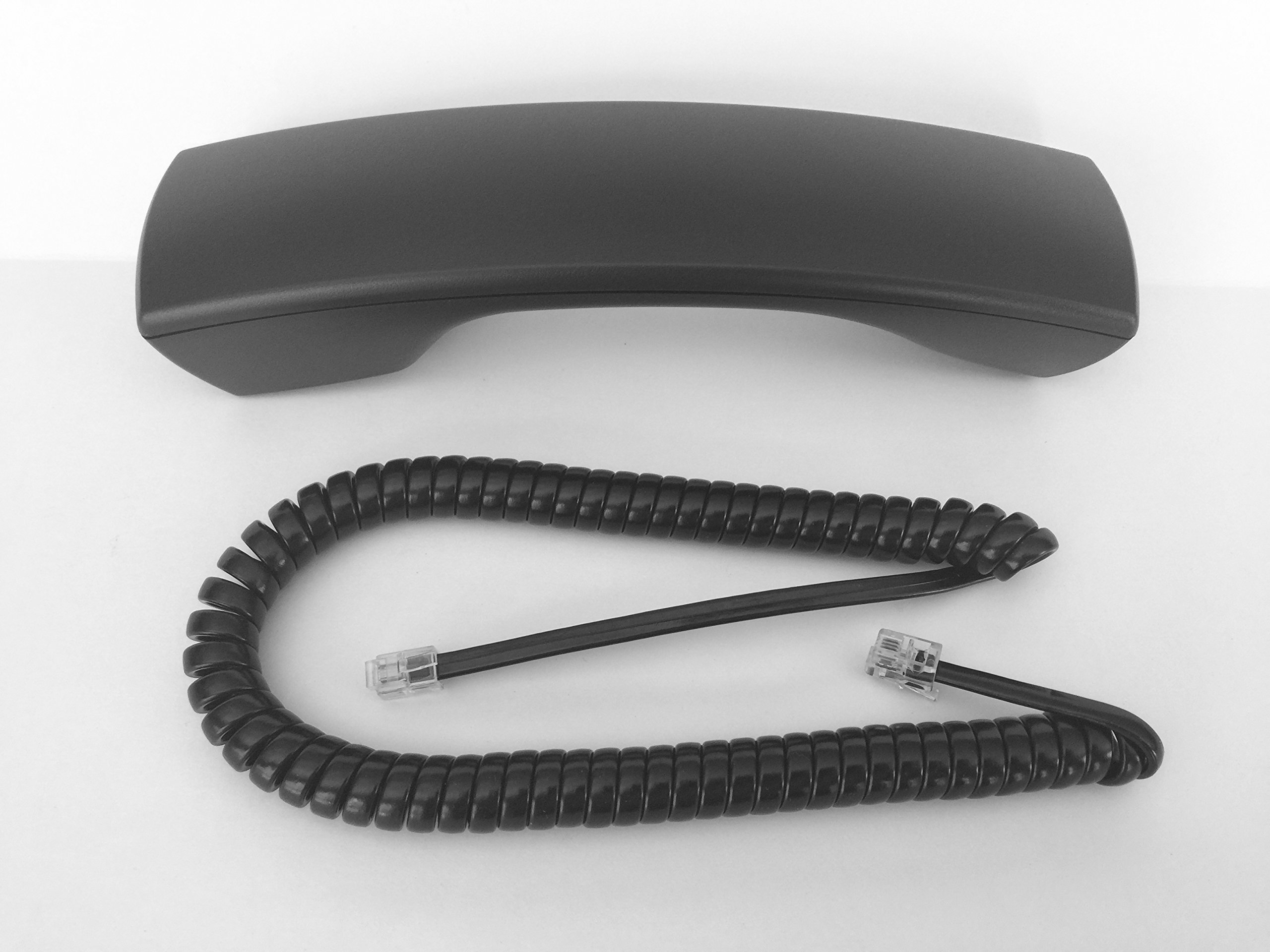 The VoIP Lounge Replacement Handset with 9 Foot Cord for NEC DSX Series Phone 1090020 1090021 1090023 by The VoIP Lounge