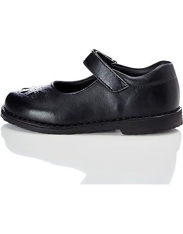 847c60e8a RED WAGON Zapato Calado con Tira de Velcro para Niña