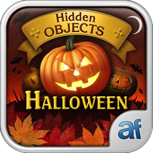 Hidden Objects Halloween & 3 puzzle games -