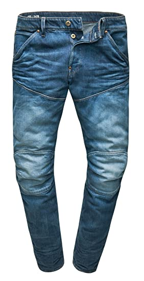 6a4d8dca6fd Amazon.com: G-Star Raw Men's 5620 G-Star Elwood 3D Tapered Jean ...