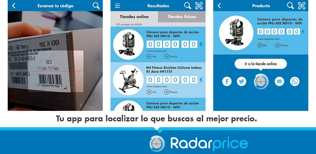 Radarprice: Amazon.es: Appstore para Android
