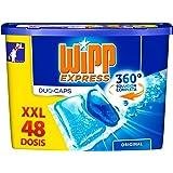 Wipp Express Duo Caps Detergente en Cápsulas 48 Dosis