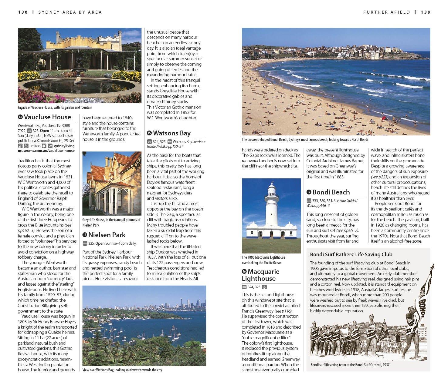 DK Eyewitness Travel Guide Sydney - 81eJJ6gPN0L - Getting Down Under