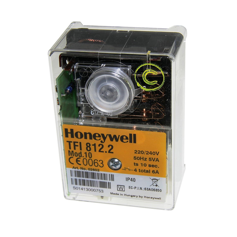 Bloque de control SATRONIC TFI 812.2 Mod 10 HONEYWELL code 02602U Qnnel.com