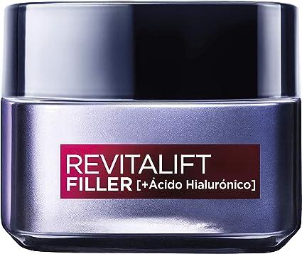 Oferta amazon: L'Oréal Paris Dermo Expertise Revitalift Filler - Crema de día volumizadora con ácido hialurónico, para pieles maduras, 50 ml
