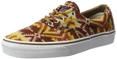 Vans Unisex Era (Pendleton) TribalTan Skate Shoe 11 Men US