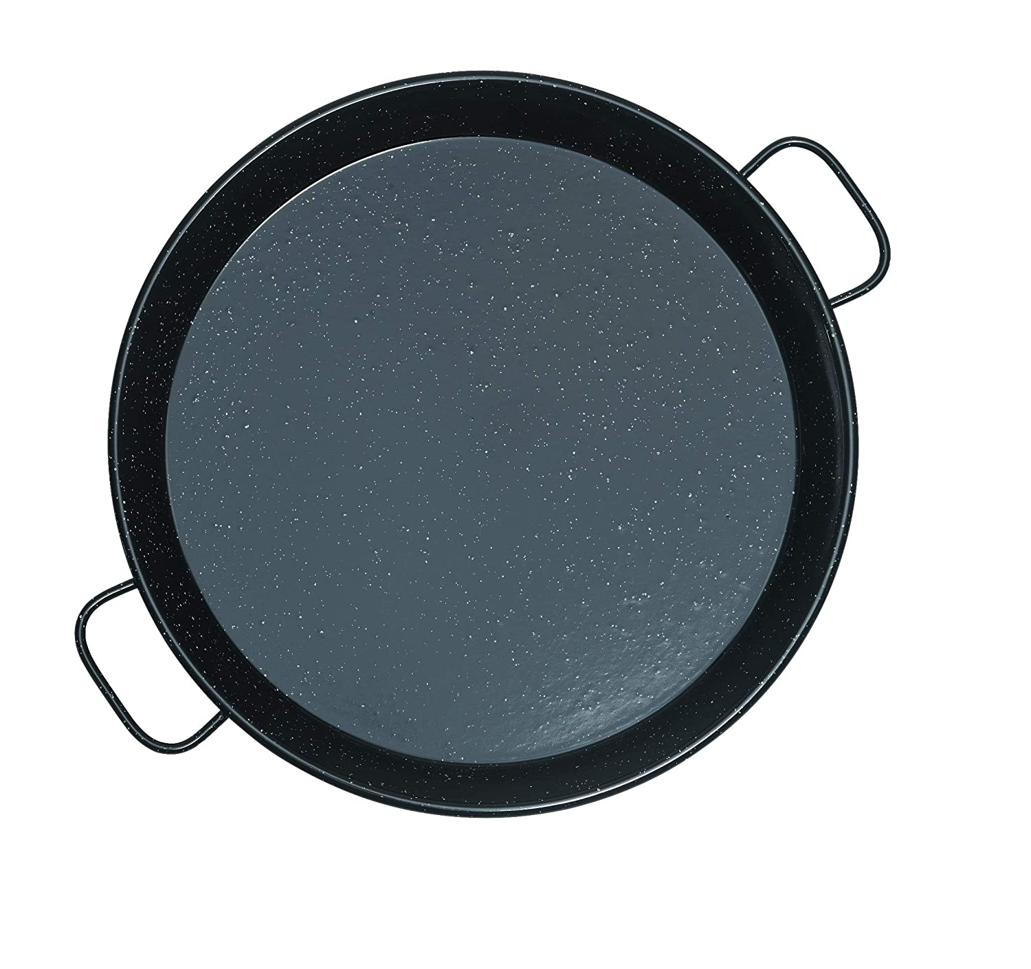 Mabel Home 14-inch Enamaled Steel Paella Pan 36cm