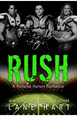 Rush: A Reverse Harem Romance Kindle Edition