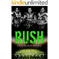 Rush: A Reverse Harem Romance book cover
